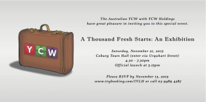 YCW Archive Invitation 2