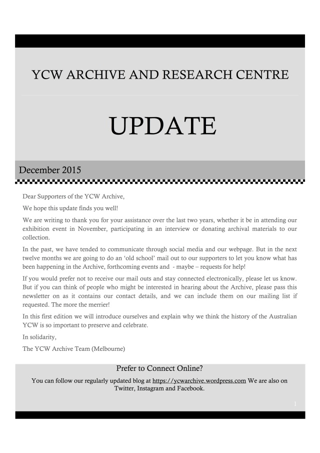 2015 Dec_Archive Update